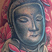 Tattoos - Guan Yin Statue - 75754